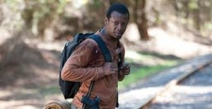 Bob Stookey in The Walking Dead