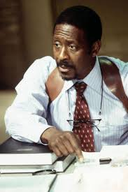 Lester Freeman in The Wire