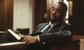 Stringer Bell in The Wire